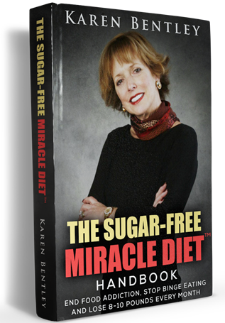Sugar Free Miracle Diet Handbook cover